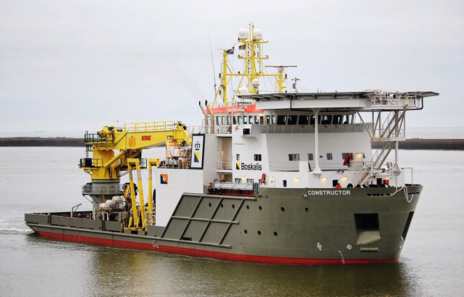Boskalis Subsea secures new North Sea contracts worth over