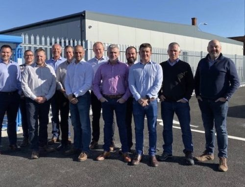 Triton construction team finds home