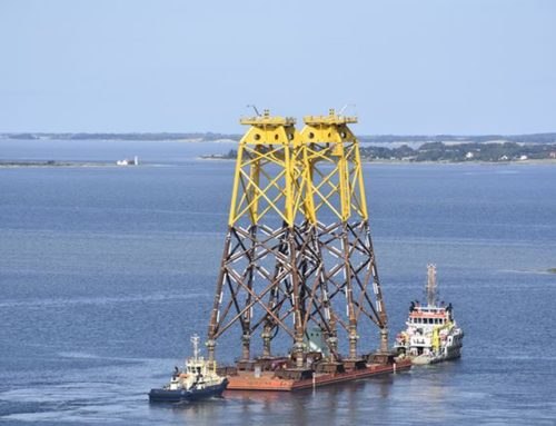 Case Study: Beatrice Offshore Wind Farm